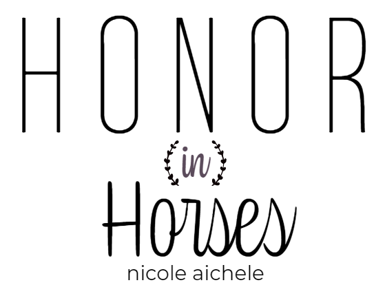 Honor in Horses